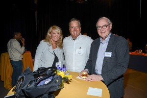 Inaugural comm event
